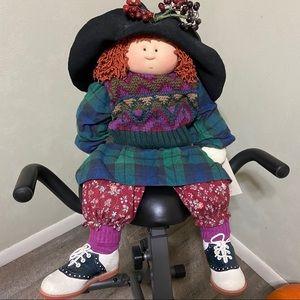 LITTLE SOULS Vintage Doll Darla 1993